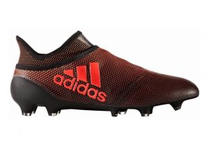 Adidas X 17+ Purespeed Firm Ground Red