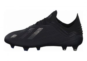Adidas X 18.1 Firm Ground Black