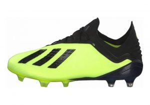 Adidas X 18.1 Firm Ground Yellow