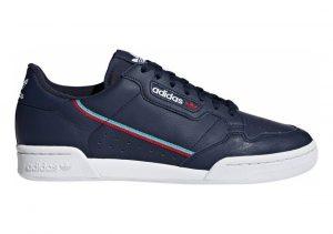 Adidas Continental 80 Collegiate Navy/Scarlet/Hi-res Aqua