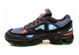 Adidas x Raf Simons Ozweego 2 Marine/Black