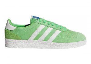 Adidas Munchen Super SPZL Verde (Intgrn/Cwhite/Cwhite Intgrn/Cwhite/Cwhite)