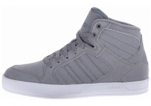 Adidas Raleigh Mid Grey/Grey/White
