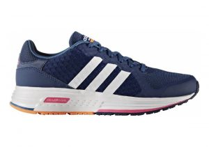Adidas Cloudfoam Flyer Mystery Blue/White/Shock Pink