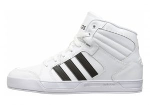 Adidas Raleigh Mid White/Black/White