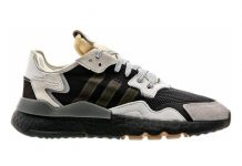 Adidas Nite Jogger Core Black-carbon-footwear White