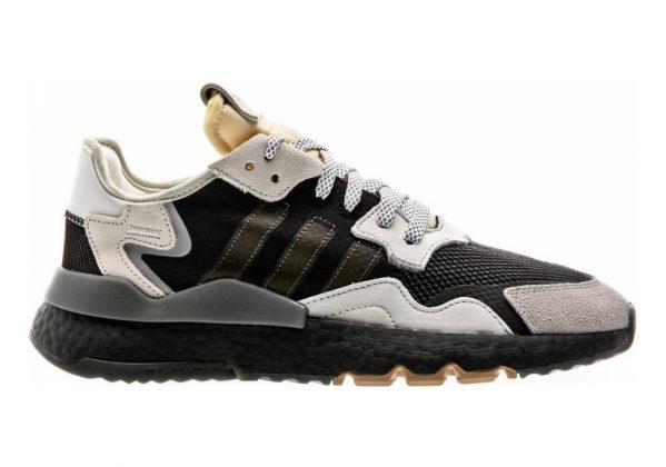 Adidas Nite Jogger Core Black-carbon-footwear White