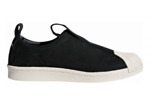 Adidas Superstar BW Slip-On Black/Off White - Leather