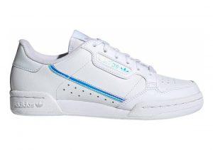 Adidas Continental 80 blanc/blanc/noir