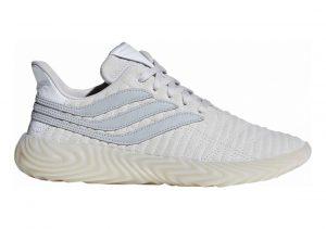 Adidas Sobakov Grey/Grey/Clear Orange
