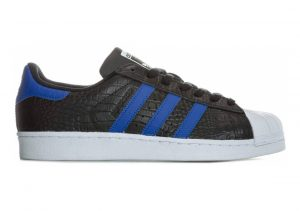 Adidas Superstar Animal Black Blue