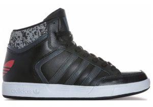 Adidas Varial Mid Black (Core Black/Dgh Solid Grey/Scarlet)