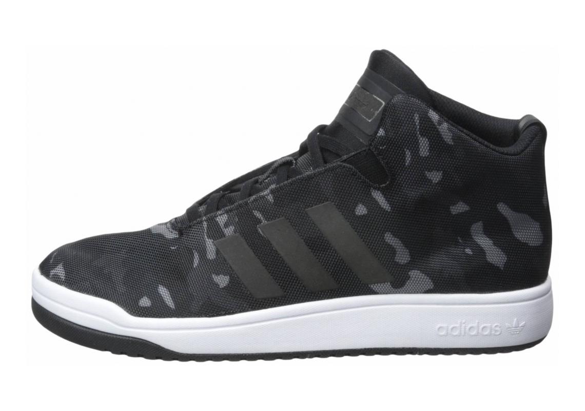 Adidas Veritas Mid Black/White