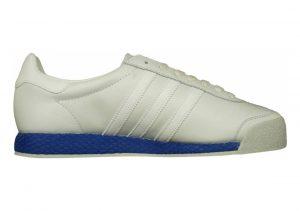 Adidas Samoa Leather Blue-White
