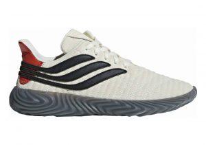 Adidas Sobakov Off White/Core Black/Raw Amber