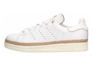 Adidas Stan Smith New Bold Bianco (Ftwbla/Ftwbla/Casbla 000)