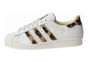 Adidas Superstar Animal White