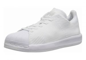 Adidas Superstar Bounce Primeknit White