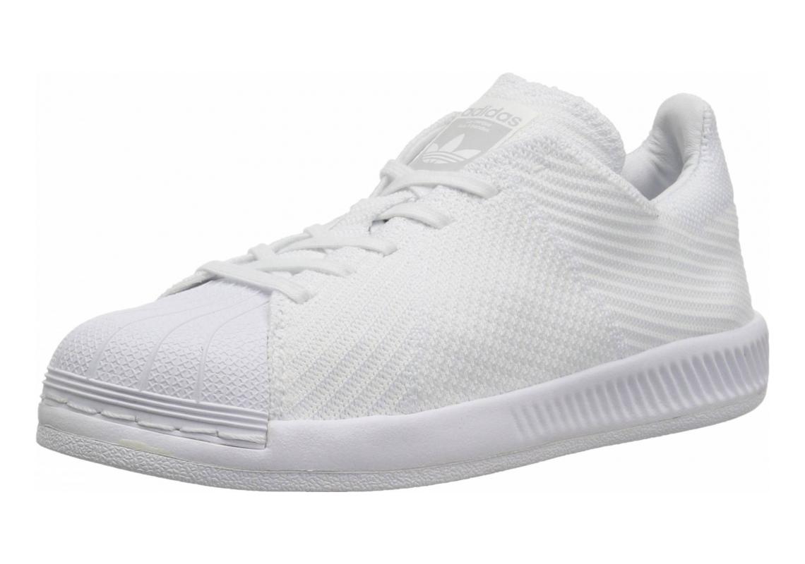 Кроссовки Adidas Superstar Bounce Primeknit мужские и женские