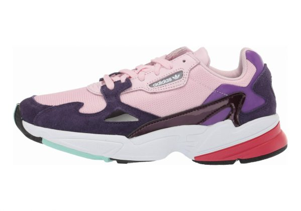 Adidas Falcon Clear Pink/Clear Pink/Legend Purple