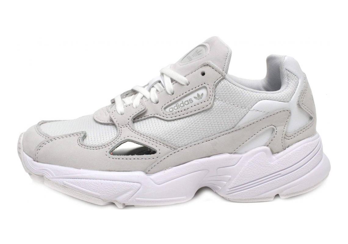 Adidas Falcon White/White/Crystal White