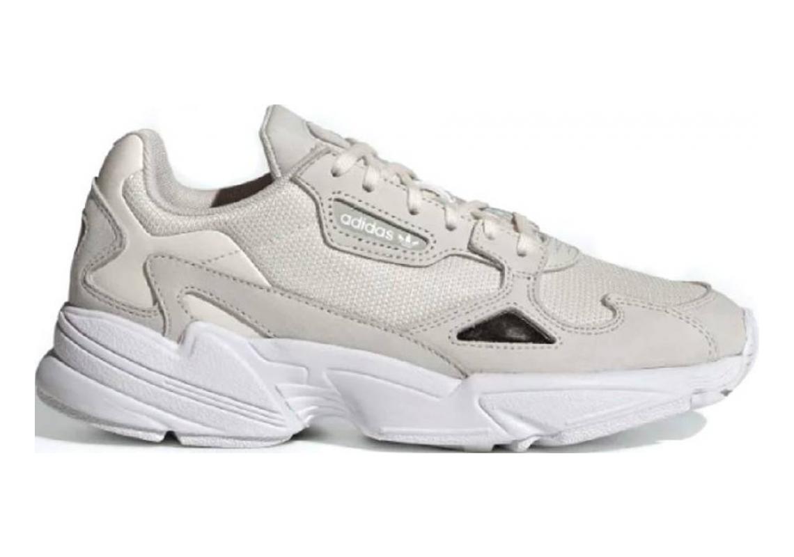 Adidas Falcon Chalk White / Sesame / Cloud White