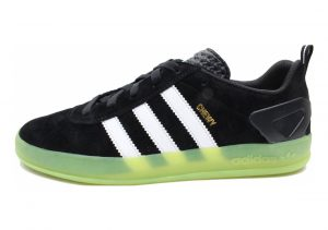 Adidas Palace Pro Core Black/Footwear White/Lime Green