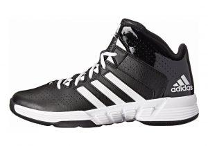 Adidas Cross 'Em 3 Core Black/Running White/Black 1