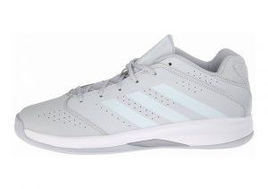 Adidas Isolation 2 Low Grey/ Silver/ White