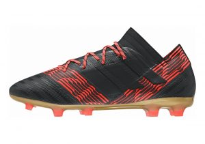 Adidas Nemeziz 17.2 Firm Ground Black