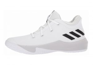 Adidas Rise Up 2 White/Light Solid Grey Heather/Core Black