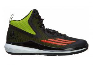 Adidas Title Run Semi Solar Yellow/Solar Red/Core Black