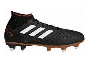 Adidas Predator 18.3 Soft Ground Black