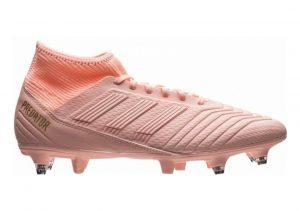 Adidas Predator 18.3 Soft Ground Pink