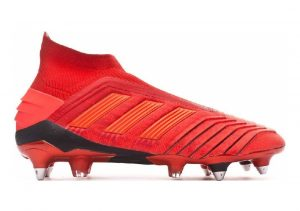 Adidas Predator 19+ Soft Ground Red