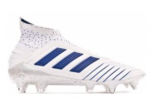 Adidas Predator 19+ Soft Ground Weiß