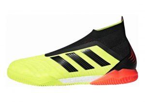 Adidas Predator Tango 18+ Indoor Solar Yellow-Black-Red