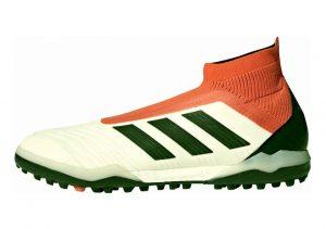 Adidas Predator Tango 18+ Turf White