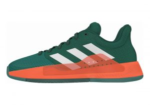 Adidas Pro Bounce Madness Low 2019 Dark Green/White/Active Green