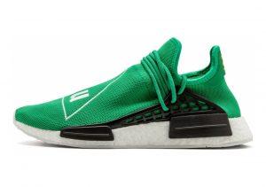 Pharrell Williams x Adidas Human Race NMD Green