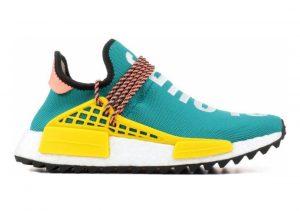 Pharrell Williams x Adidas Human Race NMD TR Green