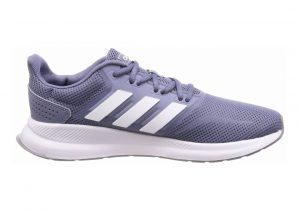 Adidas Runfalcon Blu (Raw Indigo/Ftwr White/Grey Three F17 Raw Indigo/Ftwr White/Grey Three F17)