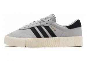 Adidas Samba Rose gris/noir/blanc