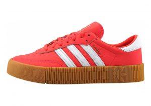 Adidas Samba Rose Red