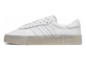 Adidas Samba Rose Bianco (Ftwbla/Ftwbla/Ftwbla 000)