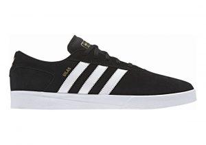 Adidas Silas Vulc ADV Black/White/White Suede