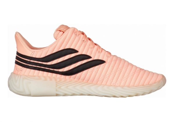 Adidas Sobakov Clear Orange / Core Black-crystal White