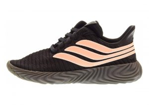 Adidas Sobakov Core Black/Chalk Coral S18