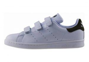 Adidas Stan Smith CF White (Footwear White/Footwear White/Night Cargo 0)