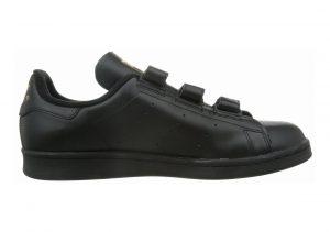 Adidas Stan Smith CF Black (Core Black/Core Black/Gold Met.)